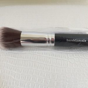 "bareMinerals Soft Focus FACE MAKE UP BRUSH 5"" NEW"